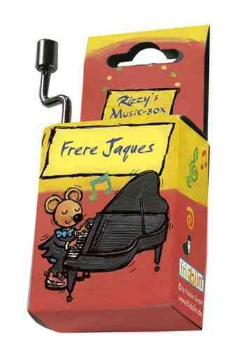 "Music box ""Frere Jaques"""