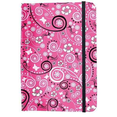 Address book Floral Design