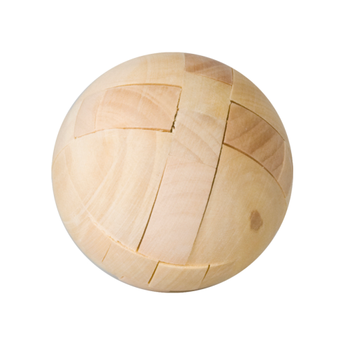 "Wooden puzzle ""Ball"""