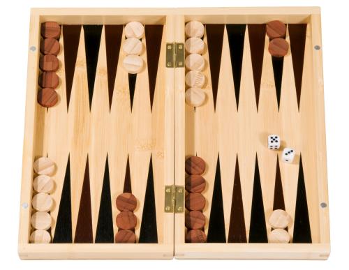 Backgammon On