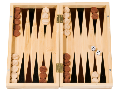 Bamboo Game - Backgammon