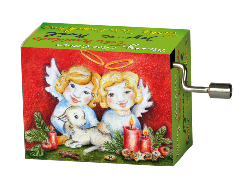 "Music box ""Merry Christmas"""
