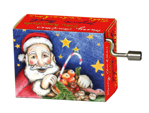 "Music box ""Jingle Bells"""