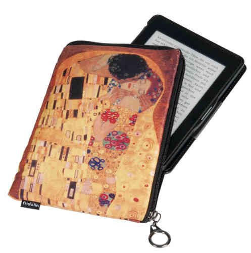 "eBook bag 7"" - ""Klimt - The kiss"""