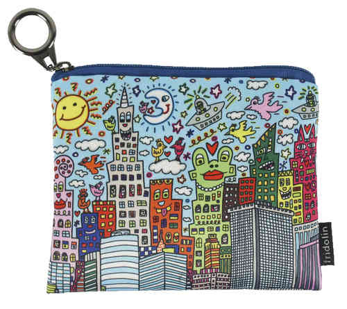 "Mini-Geldbeutel "" Rizzi - My New York City"""