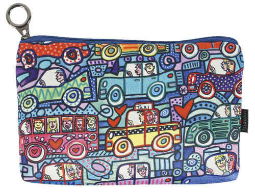 "Cosmetic bag ""Rizzi - I have been driving myself crazy"""