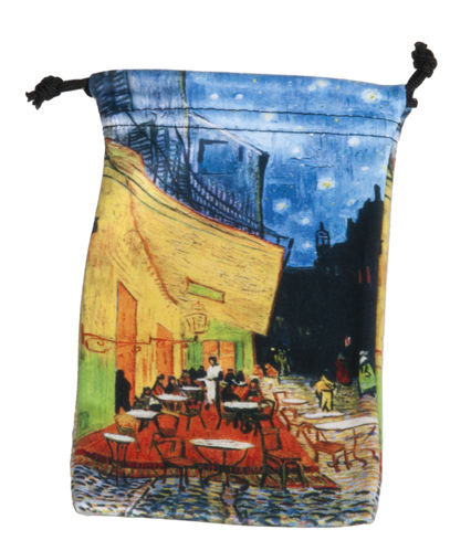 "Art bag ""Van Gogh - Cafe de nuit"""