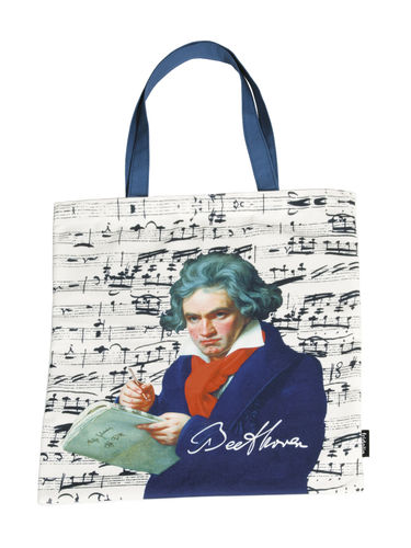 "Art Shopping Bag ""Beethoven"""
