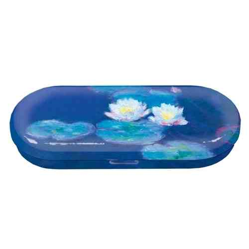 Spectacle case Claude Monet - Water lillies