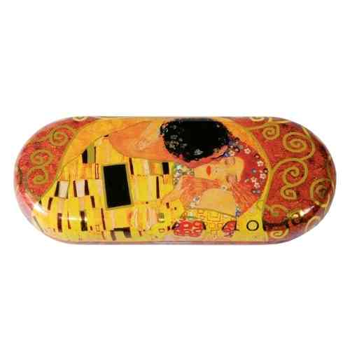 Spectacle case Gustav Klimt - The kiss
