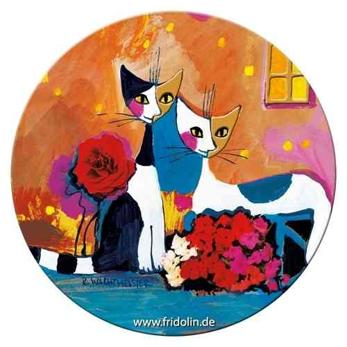 "pocket mirror Rosina Wachtmeister, ""Congratulation"""