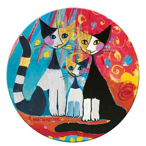"Taschenspiegel Rosina Wachtmeister, ""We want to be together"""