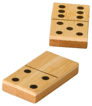 Bamboo Game - Domino