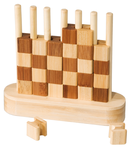 Bamboo Game - 4 winner