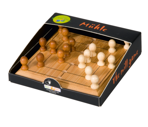 Bamboo Game - Mühle