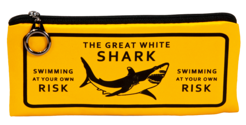 "Pencil bag ""Shark"""