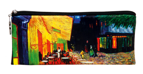 "Pencil bag ""Van Gogh - Café de Nuit"""