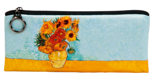 "Pencil bag ""Van Gogh - Sun flowers"""