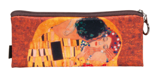 "Pencil bag ""Klimt - The Kiss"""