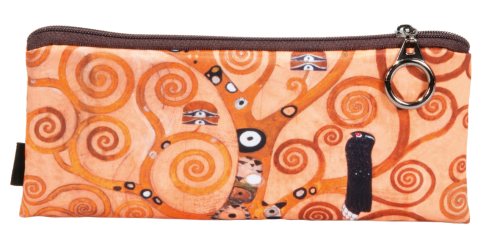 "Pencil bag ""Klimt - Tree of life"""