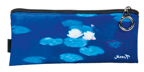 "Pencil bag ""Monet - Water Lillies"""