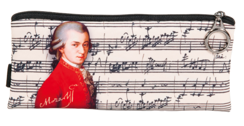 "Pencil bag ""Mozart"""