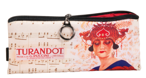 "Pencil bag ""Opera - Turandot"""