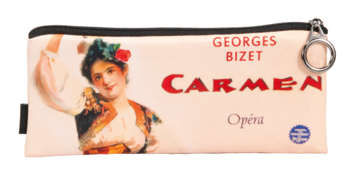 "Pencil bag ""Opera - Carmen"""