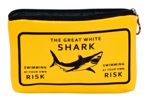 "Cosmetics bag ""Shark"""