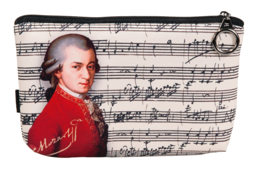 "Cosmetics bag ""Mozart"""