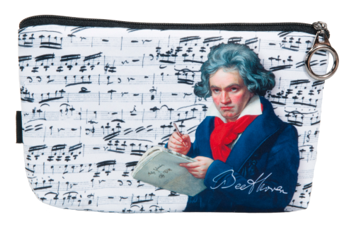"Cosmetics bag ""Beethoven"""