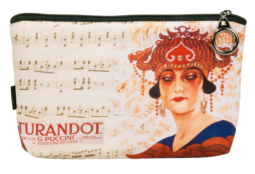"Cosmetics bag ""Turandot"""
