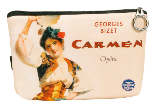 "Cosmetics bag ""Carmen"""