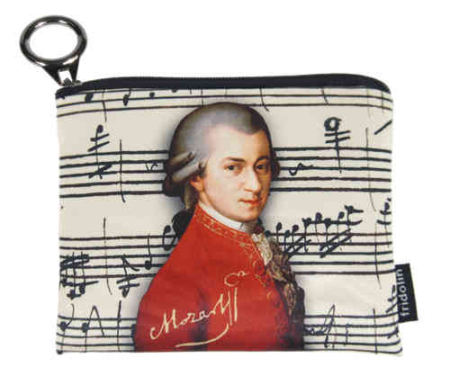 "Mini-Geldbeutel ""Mozart"""