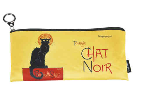 "Pencil bag ""Chat Noir"""