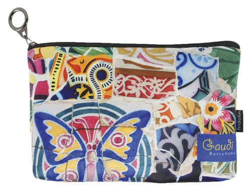 "Cosmetic bag ""Gaudi - Detail"""