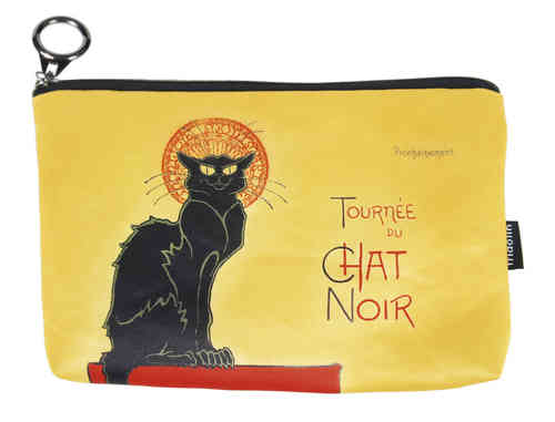 "Cosmetics bag ""Chat Noir"""