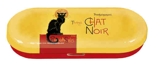 "Brillenetui ""Chat Noir"""