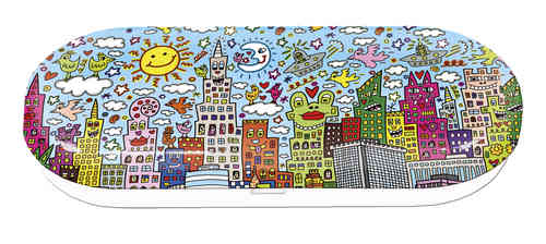 "Brillenetui ""Rizzi - My New York City"""