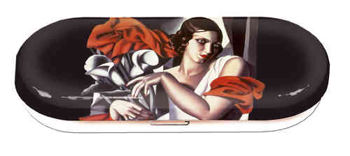 "Brillenetui ""Lempicka - Portrait of Ira P."""