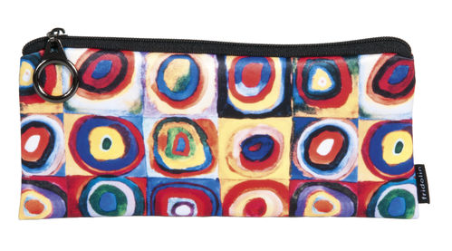 "Pencil bag ""Kandinsky - Colour study"""