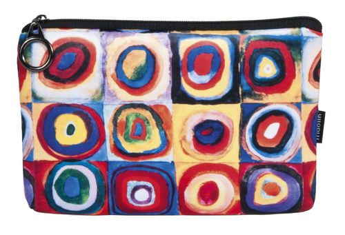 "Cosmetic bag ""Kandinsky - Colour study"""