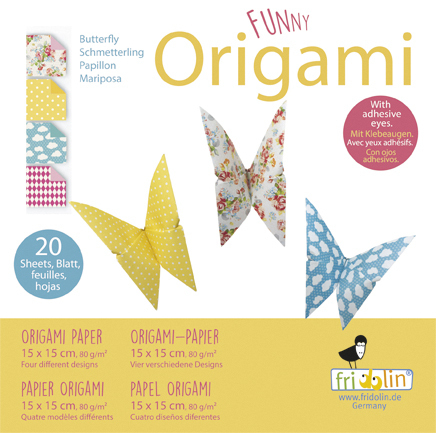 Funny Origami - Butterflies