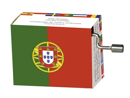 Spieluhr, Nationalhymne, Portugal