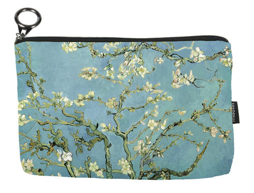 "Cosmetics bag, van Gogh ""Almond blossom"""